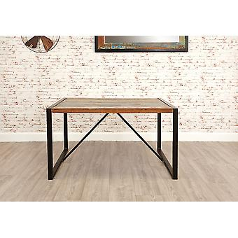 Urban Chic Dining Table Small Brown - Baumhaus