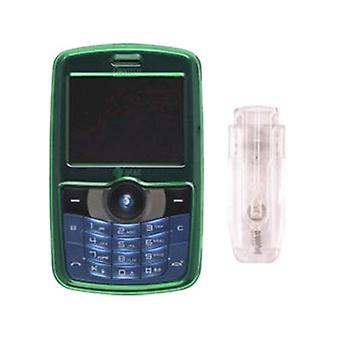 Wireless Solutions Snap-On caso de Pantech C790 (verde)