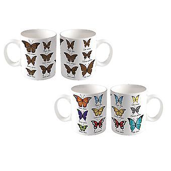 Chamäleon Schmetterling Lepidoptera Farbwechsel Mug