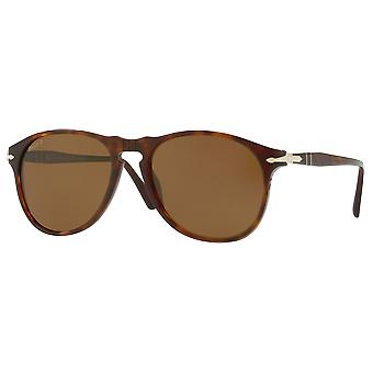 Persol 6649S polarized Brown tortoise