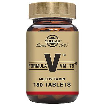 Solgar Formula VM 75 Tablets (Vitamins & supplements , Multinutrients)