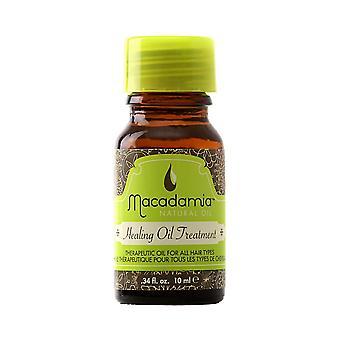 Macadamia Natural Oil Healing Oil Treatment for Dry/Damaged Hair 10ml