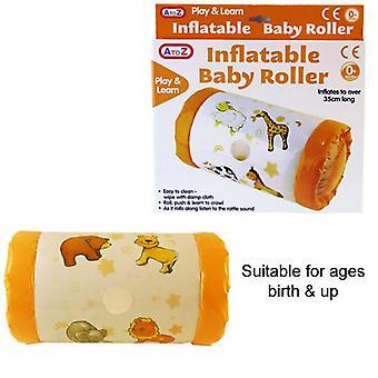A tot Z spelen & leren opblaasbare Baby Roller