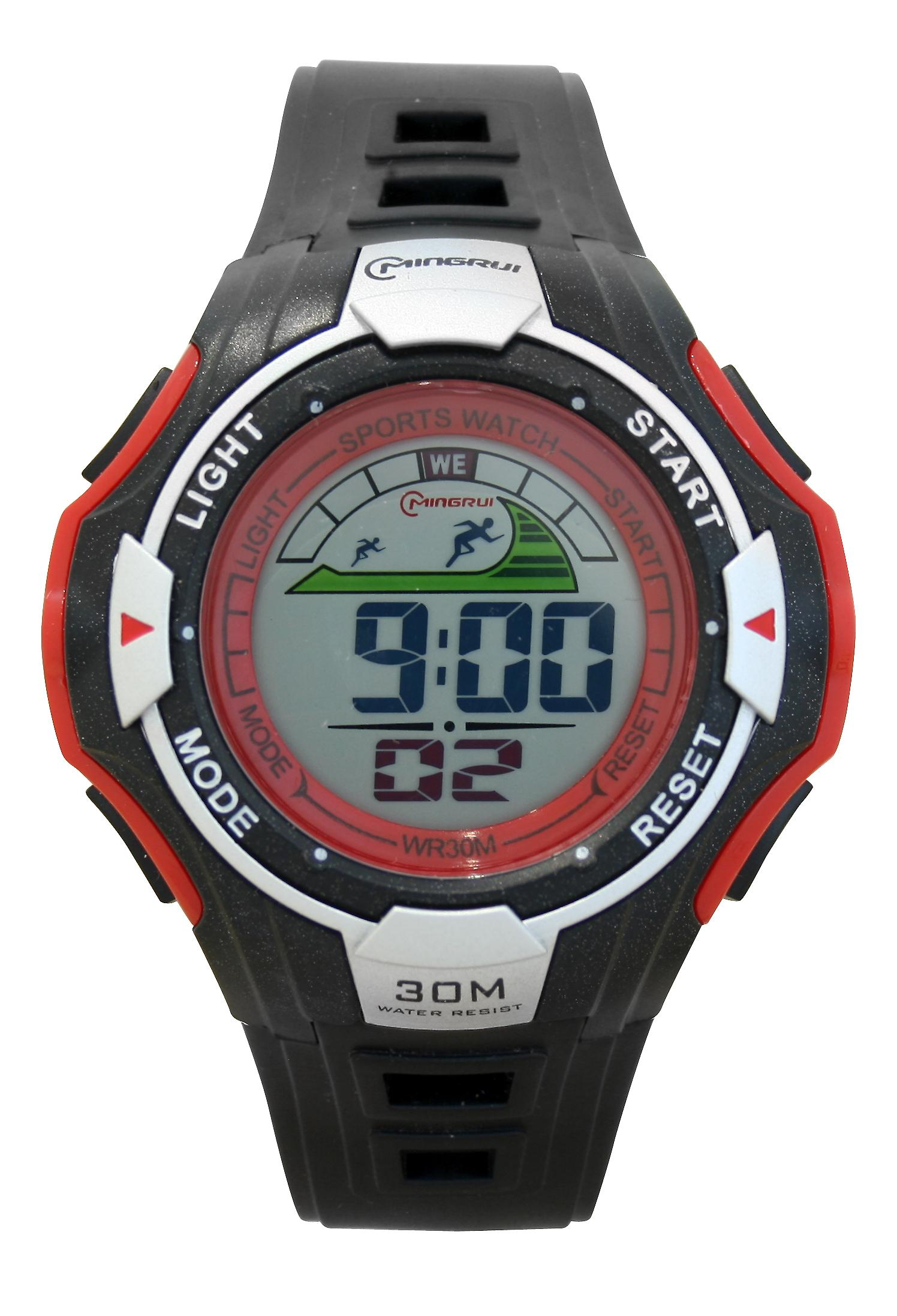 Waooh - Watch Mingrui LCD 6028