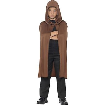 Cape Hooded, One Size