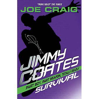 Jimmy Coates - Survival by Joe Craig - 9780007270996 Book