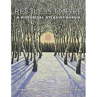 Restless Empire by Ian Barnes - 9780674504677 Book