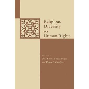 Religieuze diversiteit en de rechten van de mens door Irene Cohen - J. Paul Martin