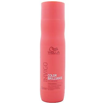 Wella INVIGO color brilliance Shampoo 250 ml for fine color-treated hair