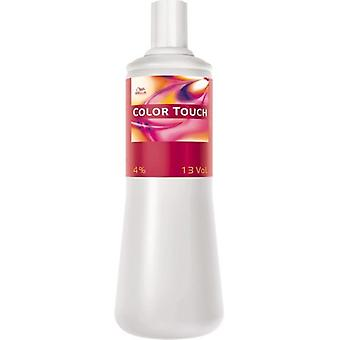 Wella Professionals Color Touch Emulsion Intensive 4% 1 l (Hair care , Dyes)