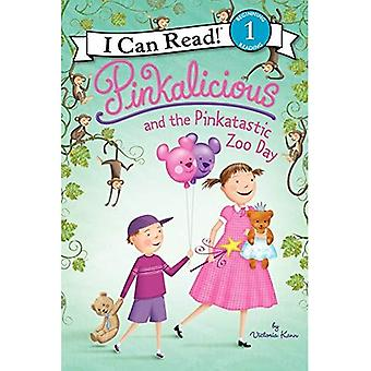 Pinkalicious and the Pinkatastic Zoo Day