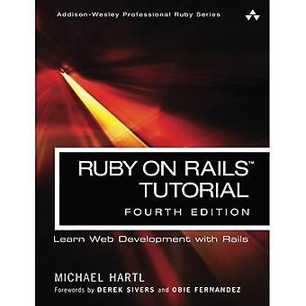 Ruby on Rails Tutorial: informazioni sullo sviluppo Web con Rails