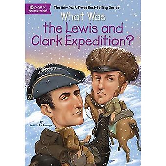 Quelle a été l'expédition Lewis et Clark?