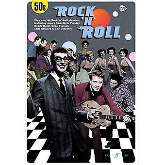 50 's Rock 'n' Roll: (ackord sångbok): över 30 Rock N' Roll-klassiker