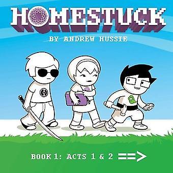 Homestuck: Book 1
