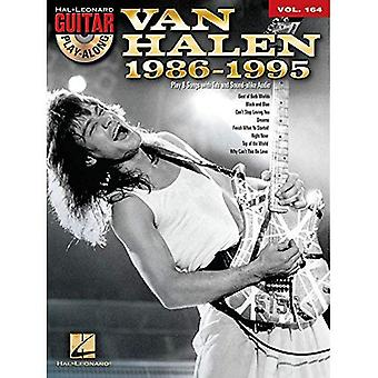 Van Halen 1986-1995 : guitare Play-Along Volume 164 (Hal Leonard guitare Play-Along)