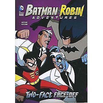Twee gezicht Face Off (Batman & Robin Adventures)