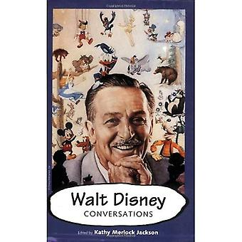 Walt Disney: Conversations (Conversations with Comic Artists (Paperback))