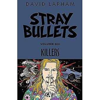 Stray Bullets Volume 6: Killers (Stray Bullets Tp (Image))