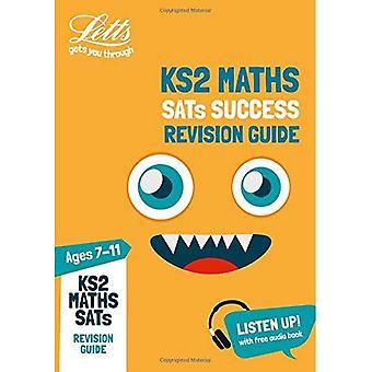 KS2 Matematik SATs Revision Guide: 2018 tester - Letts KS2 Revision framgång
