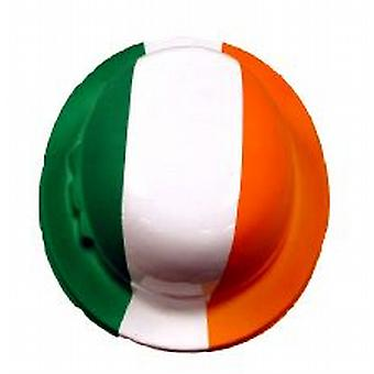 Bowler Plastic Irish Tri-Colour