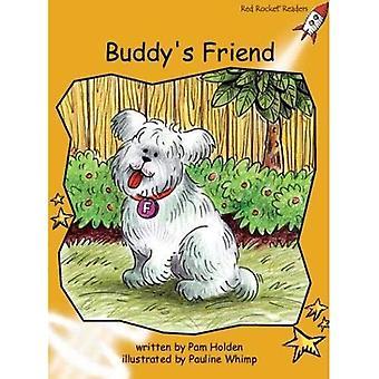 Buddy's Friend: Level 4: Fluency (Red Rocket Readers: Fiction Set B)
