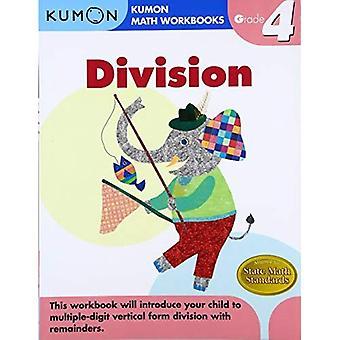 Division Grade 4 (Kumon Math Workbooks)
