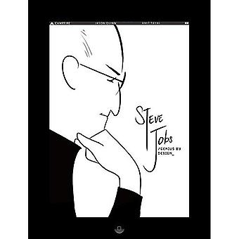 Steve Jobs: Genius by Design (Campfire Graphic Novels)