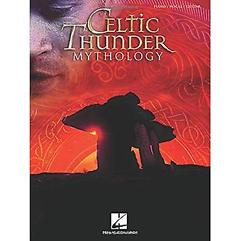 Celtic Thunder Mythology Pvg Songbook Bk