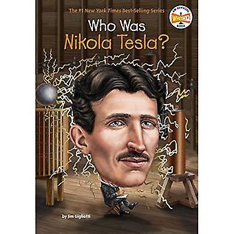 Who Was Nikola Tesla? (Who� Was?)
