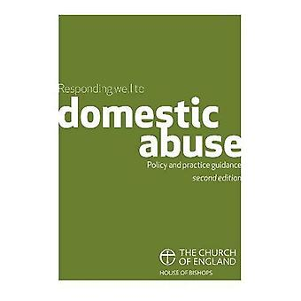 Responding Well to Domestic� Abuse 2nd edition: Policy and practice guidance