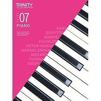 Trinity College London Piano Exam Pieces & Exercises 2018-2020. Grade 7