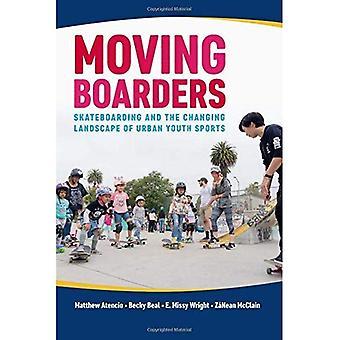 Déplacement de pensionnaires: Planche à roulettes et le changement du paysage des jeunes en milieu urbain Sports (Sport, Culture et société)