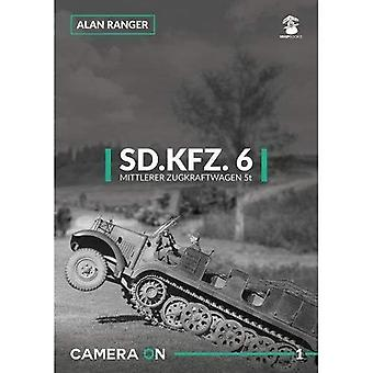 Sd.Kfz.6 Mittlerer Zugkraftwagen 5t (Camera on)