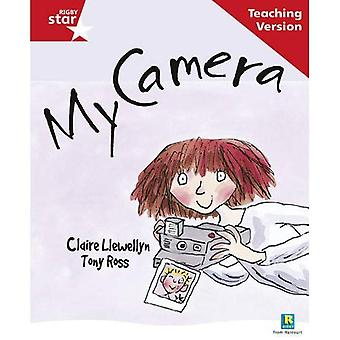 Min kamera: Röd nivå (Rigby stjärna guidad)