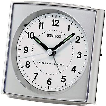 Seiko QHR022S-unisex analogue alarm clock