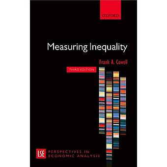 MEASURING INEQUALITY THIRD EDITION by COWELL