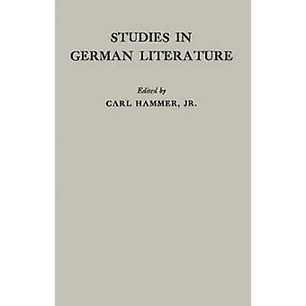 دراسات في الأدب الألماني بالمجهول
