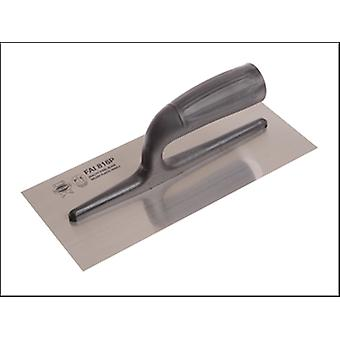Faithfull 816P Plastering Trowel Plastic Handle 11in x 4.3/4in