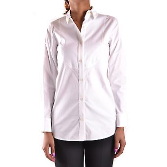 Michael Kors White Cotton Shirt