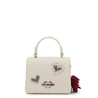 Love Moschino Women White Handbags -- JC40222128
