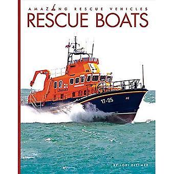 Hulpverleningsboten (Amazing reddingsvoertuigen)