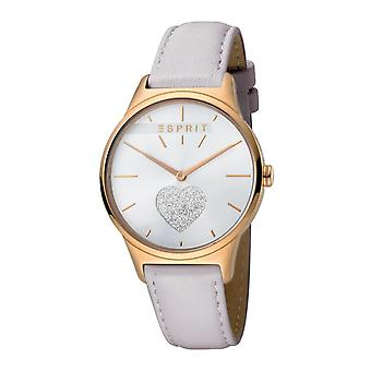 Esprit ES1L026L0215 Love Silver Light Grey Women's Watch