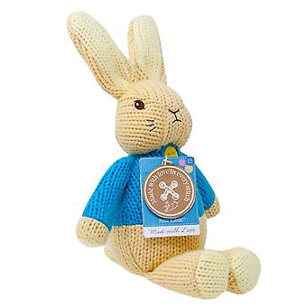 Made with Love Peter Rabbit Plush Toy