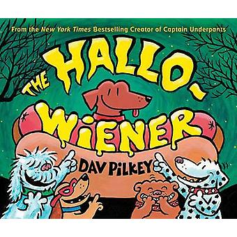 The Hallo-Wiener by Dav Pilkey - 9780545661362 Book