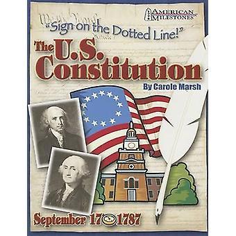 The U.S. Constitution by Carole Marsh - Chad Beard - 9780635026965 Bo