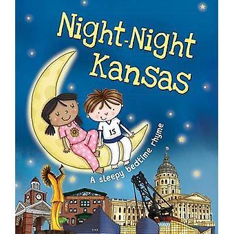 Night-Night Kansas by Katherine Sully - Helen Poole - 9781492639411 B
