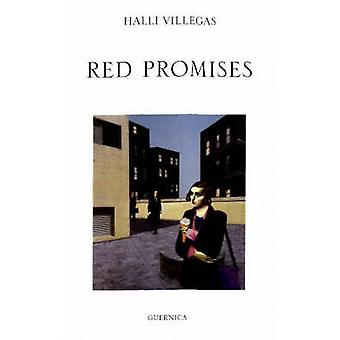 Red Promises by Halli Villegas - 9781550711301 Book