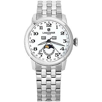 Lancaster-Wristwatch-Men-Narciso Day/Date-OLA0686MB S-BN