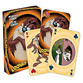 Looney Tunes Tasmanian Devil Playing Cards